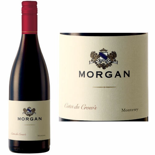 Morgan Cotes du Crows Monterey Red Blend 2018 Rated 92WE EDITORS CHOICE