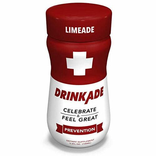 DrinkAde Limeade Prevention SINGLE BOTTLE (RED)