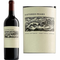 Scattered Peaks Napa Valley Cabernet 2015 Rated 97DM