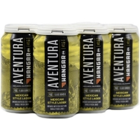 Hangar 24 Aventura Mexican Lager 12oz 6 Pack Cans