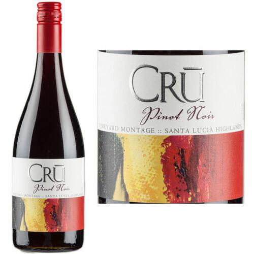 Cru Vineyard Montage Santa Lucia Highlands Pinot Noir 2016