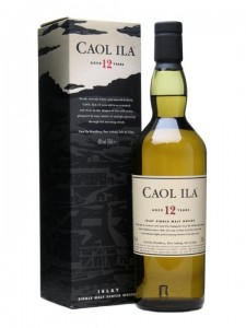 Caol Ila Islay Single Malt Scotch Whisky Aged 12 Years 750ml