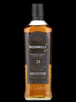 Bushmills Single Malt Irish Whiskey Aged 21 Years (No Box)