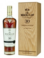 The Macallan 30 Years Old Highland Single Malt Scotch Whisky 2018 750ml