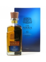 The Nikka Premium Blended Whisky Aged 12 Years 700ml