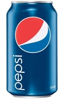 Pepsi Classic Can 12 Oz