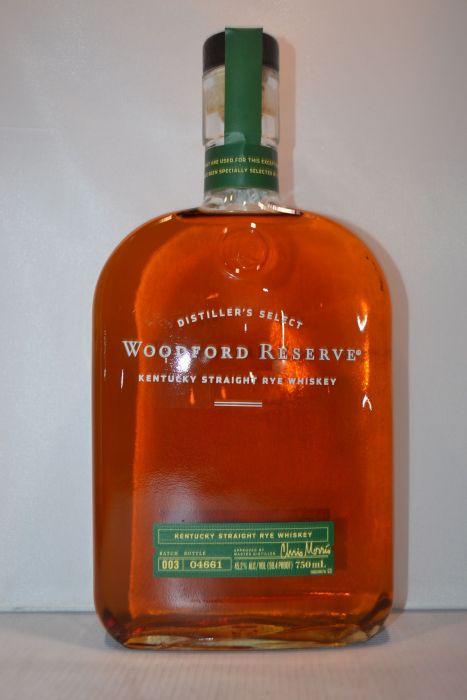 Woodford Reserve Whiskey Straight Rye 90.4pf 750ml