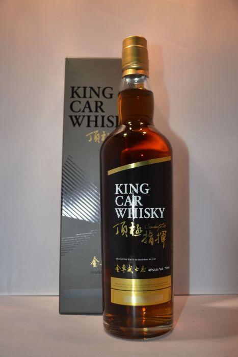 Kavalan King Car Whisky Taiwan 92pf 750ml