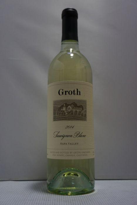 Groth Sauvignon Blanc Napa 2019