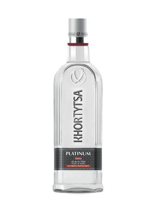 Khortysta Platimum Vodka Ukrain 750ml