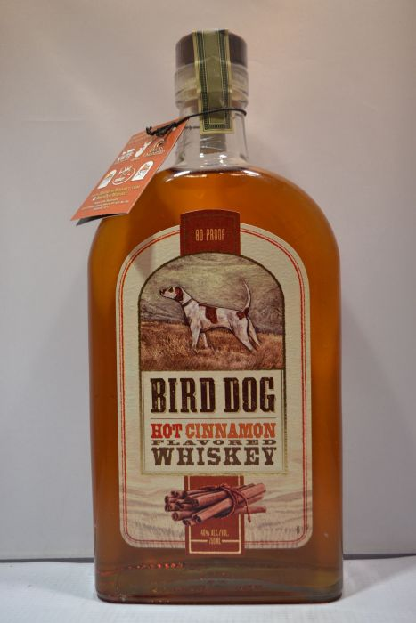Bird Dog Whiskey Hot Cinnamon 750ml