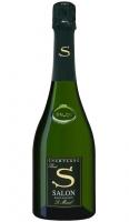 Salon Champagne Brut Blanc De Blancs Le Mesnil France Vtg 2007 750ml