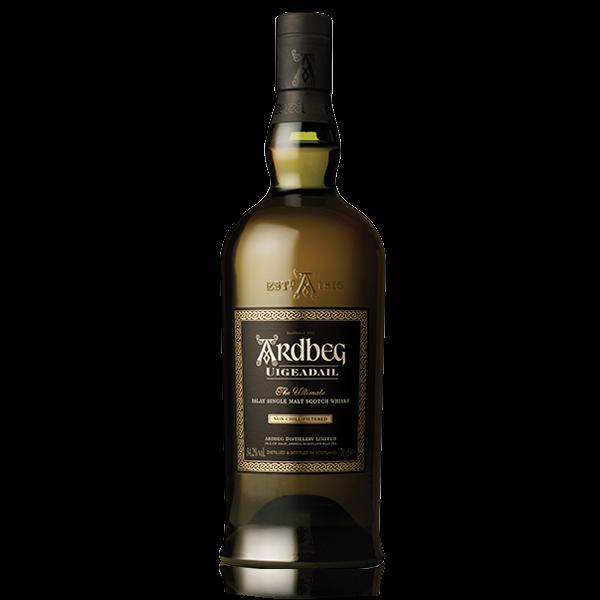 Ardbeg Scotch Single Malt Uigeadail 750ml