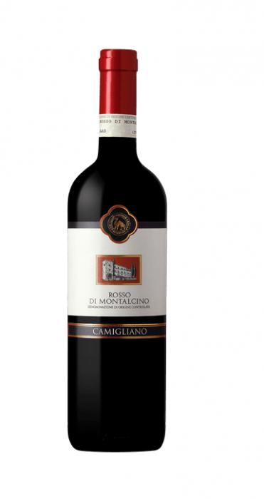 Camigliano Rosso Di Montalcino Red Wine Montalcino Italy 2013