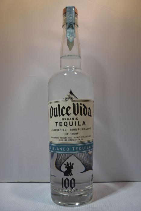 Dulce Vida Tequila Blanco Organic 100pf 750ml