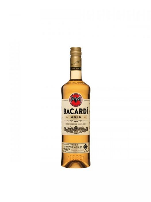 Bacardi Rum Gold 750ml (buy 2 Save $6 Coupon Applied By Bacardi Discount Reflected In Price Shown)