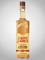 Saint James Rum Gold Rhum Agricole Martinique 750ml