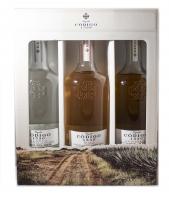 Codigo Tequila Tri Pak Blanco/ Rosa/ Reposado 3x375ml