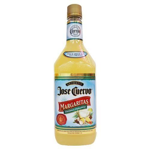 Jose Cuervo Margarita Mix Coconut Pineapple Rtd 1.75li