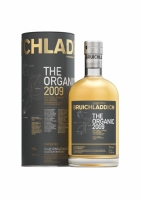 Bruichladdich Scotch Single Malt The Organic 2009 Islay 100pf 750ml