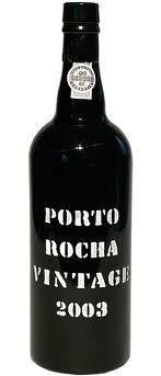 Porto Rocha Vintage Porto Portugal 2003 750ml