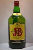 J & B Scotch Whiskey 1.75li