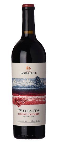 Jacobs Creek Two Lands Cabernet Sauvignon Australia 2013