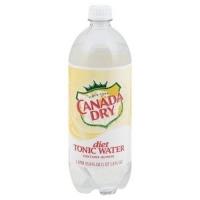 Canada Dry Diet Tonic Water 1 Li Bot