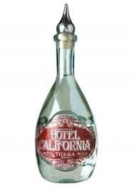 Hotel California Tequila Blanco 1.75li