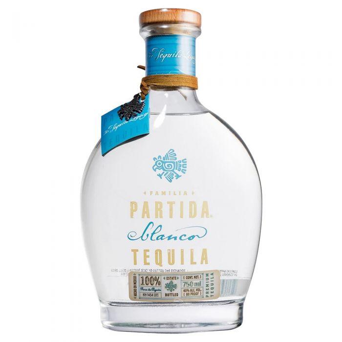 Partida Tequila Blanco 750ml