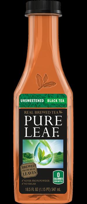 Pure Leaf Unsweetened Iced Tea 18.5oz