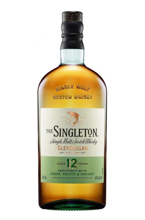 Singleton Scotch Single Malt Luscious Nectar Glendullan Distillery 12yr 750ml