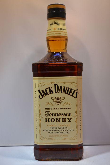 Jack Daniels Whiskey Honey Tennessee 1.75li