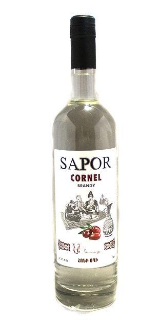 Sapor Vodka Cornellian (oghi) Armenia 100pf 750ml