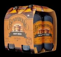 Bundaberg Soda Root Beer 375ml