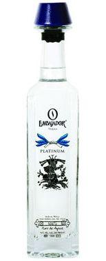 Embajador Platinum Tequila Blanco 750ml