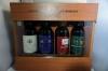 Bordeaux Wine Gift Set Marquis De Tal 2014/ Cht Haut Soci/ La Valette/ Seigneur De La 2015