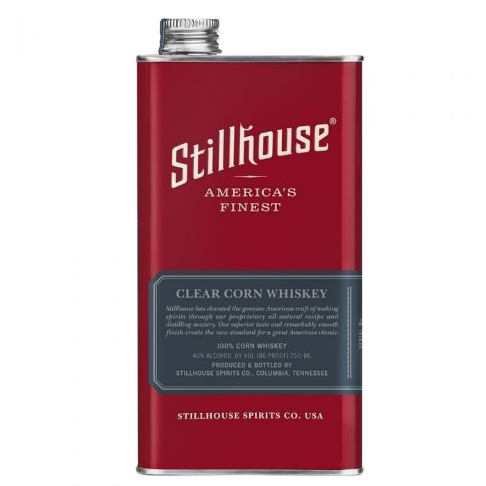 Stillhouse Moonshine Whiskey Original American Finest 750ml