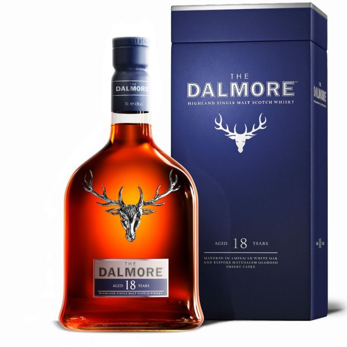 Dalmore Scotch Single Malt 86pf 18yr 750ml