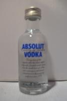 Absolut Vodka Sweden 50ml