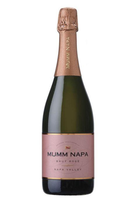 Mumm Napa Sparkling Brut Rose Napa 750ml