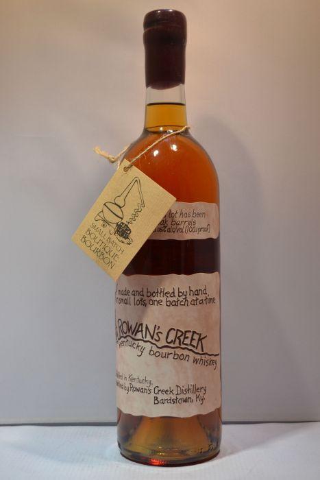 Rowans Creek Bourbon Kentucky 100.1pf 750ml