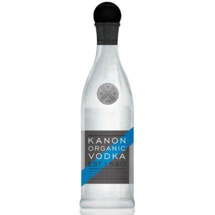 Kanon Organic Vodka Sweden 750ml
