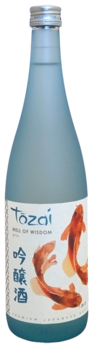 Tozai Well Wisdom Sake Ginjo 720ml