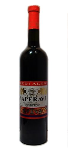 Saperavi Armenian Wine 750ml