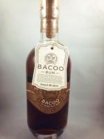 Bacoo Rum Dominican 12yr 750ml
