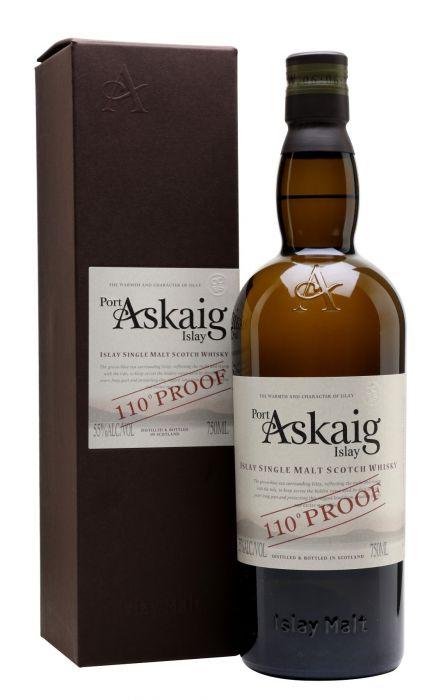 Port Askaig Scotch Single Malt Islay 110pf 750ml