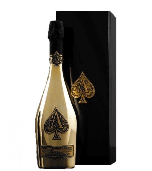 Armand De Brignac Ace Of Spade Champagne Brut Gold 750ml