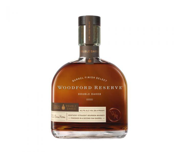 Woodford Reserve Bourbon Double Oaked Barrel Finish Select Kentucky 90.4pf 750ml