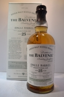 Balvenie Scotch Single Malt Traditional Oak 95.6pf 25yr 750ml